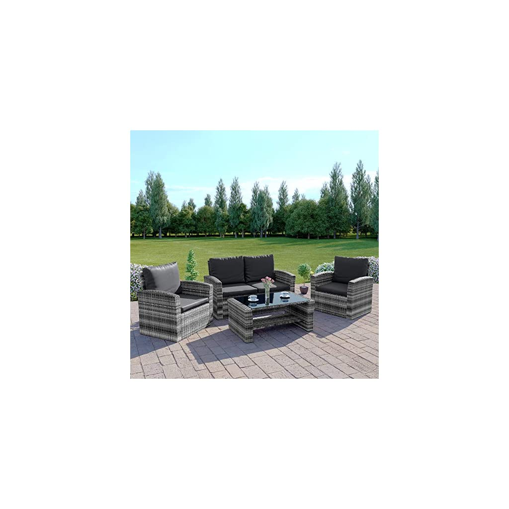 Why Rattan Garden Furniture Sets Are The Best?